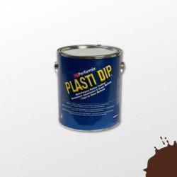 PLASTI DIP barva HNĚDÁ 3kg