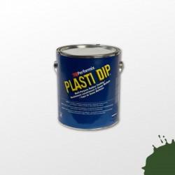 PLASTI DIP barva CAMO ZELENÁ 3kg