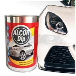 Set na auto ALCOR DIP bílá matná