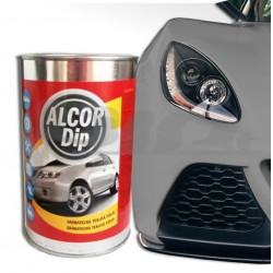 Set na auto ALCOR DIP šedá světlá matná