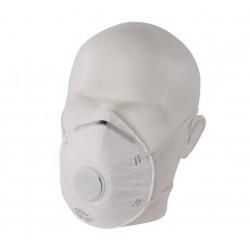 Prachová maska s ventilem
