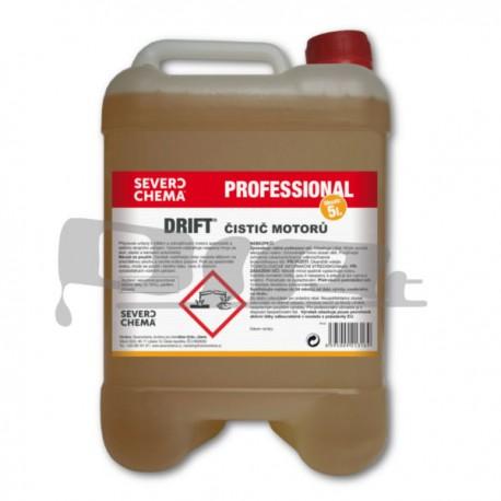 DRIFT čistič na motory 5l
