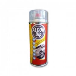 Tekutá fólie ALCOR Dip sprej ANTRACIT metalíza 400ml