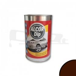 ALCOR DIP barva hnědá 1l